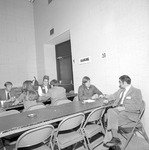 1972 Career Day in Student Commons Auditorium 17 by Opal R. Lovett