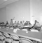 1972 Career Day in Student Commons Auditorium 18 by Opal R. Lovett