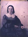 Studio portrait of Martha McGehee Pelham, circa 1865 by unknown