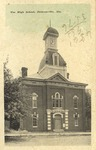 The High School, Jacksonville, AL, circa 1899 by unknown