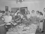 Reception Given by Church During 1950 Freshmen Orientation 3 by Opal R. Lovett