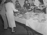 Reception Given by Church During 1950 Freshmen Orientation 4 by Opal R. Lovett