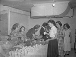 Reception Given by Church During 1950 Freshmen Orientation 5 by Opal R. Lovett