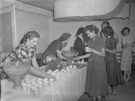 Reception Given by Church During 1950 Freshmen Orientation 6 by Opal R. Lovett