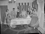 Reception, 1950s Special Event by Opal R. Lovett