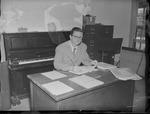 Stevenson Barrett, Music Faculty by Opal R. Lovett