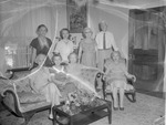 Group of Individuals at 1950s Special Event 7 by Opal R. Lovett