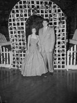 Sophomore Hop, 1953 Dance 23 by Opal R. Lovett