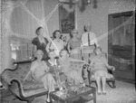 Group of Individuals at 1950s Special Event 9 by Opal R. Lovett