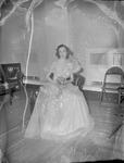 Pearson 1952 Wedding at Silver Chapel at Fort McClellan 5 by Opal R. Lovett