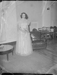 Pearson 1952 Wedding at Silver Chapel at Fort McClellan 6 by Opal R. Lovett