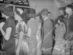 Pearson 1952 Wedding at Silver Chapel at Fort McClellan 16 by Opal R. Lovett