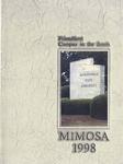 Mimosa 1998 by Jacksonville State University