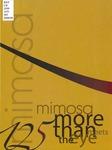 Mimosa 2008/2009 by Jacksonville State University
