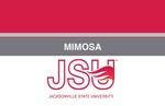 Mimosa 2013/2014 by Jacksonville State University