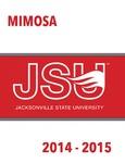Mimosa 2014/2015 by Jacksonville State University
