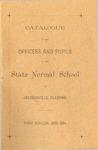 Annual Catalog | 1883-84