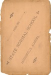 Annual Catalog & Announcement   1888-89