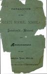 Annual Catalog & Announcement   1894-95