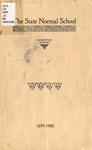 Annual Catalog & Announcement   1899-1900