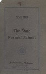 Annual Catalog & Announcement   1904-1905