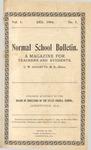 Quarterly Bulletin   December 1906
