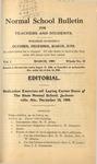 Quarterly Bulletin   March 1909