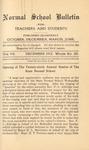 Quarterly Bulletin | December 1912