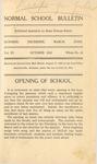 Quarterly Bulletin | October 1915