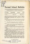 Quarterly Bulletin | March 1917