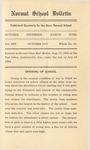 Quarterly Bulletin   October 1917