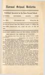 Quarterly Bulletin | December 1917