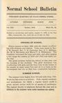 Quarterly Bulletin   October 1918