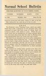 Quarterly Bulletin | December 1918