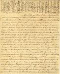 Correspondence | Letter from Elizabeth Todd to Eliza Greer, June 1857