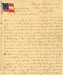 Correspondence | Civil War letter from John Henry Caldwell to Walter, John, and Ed Caldwell, July 1861