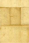 Correspondence | Civil War letter from John Henry Caldwell to an unnamed colonel, August 1863