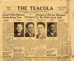 The Teacola | Vol 4, Issue 8