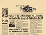 Collegian | Vol 46, Issue 11