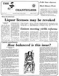 Chanticleer | Vol 19, Issue 19