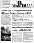 Chanticleer | Vol 19, Issue 36