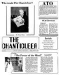 Chanticleer | Vol 19, Issue 53