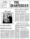 Chanticleer | Vol 19, Issue 55