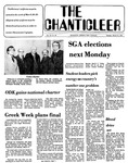 Chanticleer | Vol 19, Issue 58