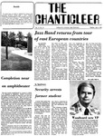 Chanticleer | Vol 19, Issue 18
