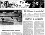 Chanticleer | Vol 25, Issue 22