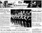 Chanticleer | Vol 25, Issue 32