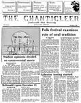 Chanticleer | Vol 31, Issue 13
