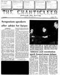 Chanticleer | Vol 31, Issue 18
