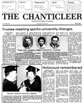 Chanticleer | Vol 31, Issue 29